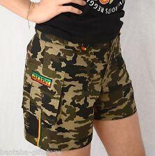 Shorts da Donna Mimetico   LADIES SHORTS   Jah Army 4e6de1d3be89