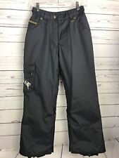 O'NEILL Girls Medium Gray Snowboard Ski Pants Freedom Series  NWOT