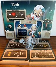 TOSH - Arcadia Quest Masmorra Dungeons Of Arcadia Kickstarter Exclusive
