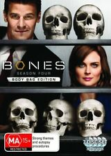 Bones: Season 4 = NEW DVD R4
