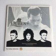 Queen - Heaven For Everyone Promo CD - (Switzerland) 1999 - Mega Rare