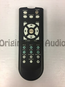 NEW 2000 - 2006 Ford Lincoln Mercury DVD Wireless Remote Control Entertainment