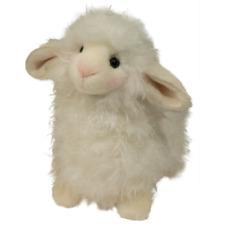 LIL' TOULA the Plush LAMB Stuffed Animal - by Douglas Cuddle Toys - #1522