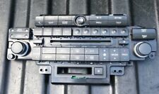 INFINITI FX35 FX45 2003-2008 Heater Climate Control Radio CD Dash Panel SWITCHS
