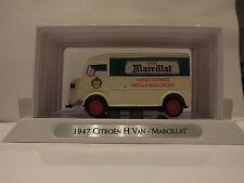MATCHBOX YTF-4 1947 CITROEN TYPE 'H' VAN - MARCILLAT - RARE