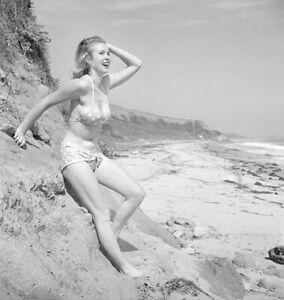 Vintage MICHELLE HILDERBRAND Original B&W 120 Film Negative