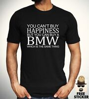 BMW Funny Parody T shirt Car fanatic tee Z3 M Coupe Sport Racing Top S - 4XL