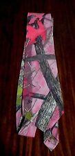 Men's/boys Camouflage Tie, Camo, True Timber Sassy Pink,Wedding,gift,sportsman