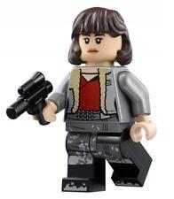 LEGO STAR WARS STORY MINIFIGURE QI'RA QIRA WITH BLASTER 75209 LANDSPEEDER