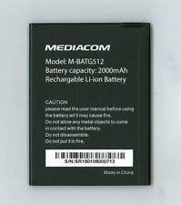 BATTERIA ORIGINALE MEDIACOM BATG512 Mediacom PhonePad Duo G512 M-PPBG512/M