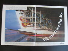 Thai Airways - 1988 print ad