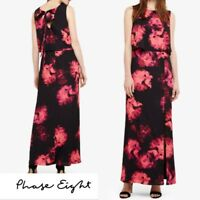 Phase Eight DRESS SIZE 14 Maxi PARTY RACES OCCASION WEDDING EVENING.