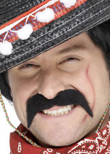Stick On Mexican Fake Moustache