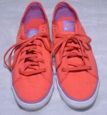 Retro Rojo y Púrpura Nike Blazers entrenadores UK Size 7