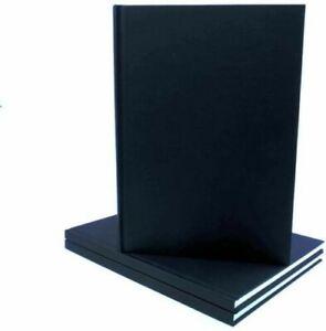 Seawhite of Brighton All Media Cartridge Paper Casebound Sketch Book A5