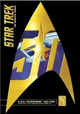 AMT 1:650 Star Trek USS Enterprise 50th Anniversary AMT947