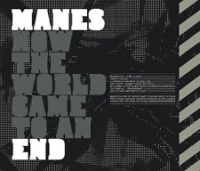 How the World Came to an End * by Manes (CD, May-2007, Candlelight Records)