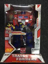 Transformers Masterpiece 20th Anniversary- DVD Edition Optimus Prime- NEW