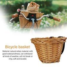 Children Girls Kids Bicycle Bike Front Handlebar Basket with Plastic Straps