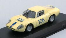 Abarth 1300 ot n.106 targa florio 1968 g.virgilio-s.panepinto 1:43 auto rally