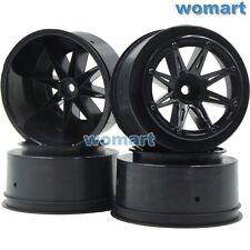 4pcs 1:10 2.2/3.0 Short Course Wheels Nylon hex 12mm Fit 1/10 Short Cours Tires