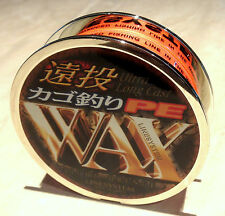 "150m x 20lb Linesystem Japanese ""PE WAX"" Braid - Japanese Quality"