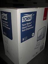 Tork Elevation Dispenser H1. White.  New.