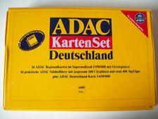ADAC Karten Set Deutschland 2003 Exklusiv-Edition des ADAC Verlages zum Jubiläum