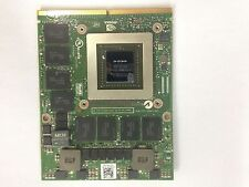 NEW Dell M6700 M6800 NVidia Quadro K3000m MXM 2GB graphics video card X5FFM