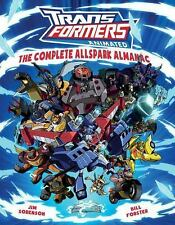 Transformers Animated: The Complete Allspark Almanac-ExLibrary