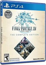 Final Fantasy XIV 14 Online, Complete Edition - PlayStation 4 PS4 2019