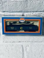 VINTAGE HO SCALE TRAINS MODEL POWER B & O 371629 CHESSIE 9099 BLUE COAL CAR