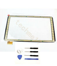 "New Touch Screen Digitizer Panel For DigiLand DL1008M 10.1"" Inch Tablet PC"