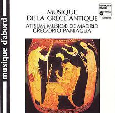 Musique de la Grèce antique by