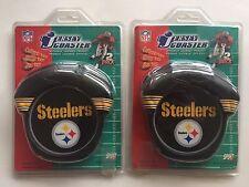 NIP Pittsburgh Steelers NFL Jersey Coasters Set of 4