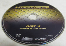 The Ultimate Fighter DVD Replacement Disc 4 Only