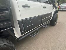 Suits For Mazda BT50 side steps  New Design Powder Coated Black 2011 - Current