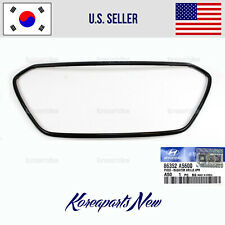 Front Bumper Grille Outer Molding 86352A5600 ⭐GENUINE⭐ fits Elantra GT 2016-2017