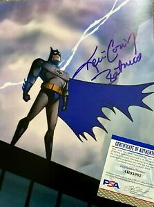KEVIN CONROY Autographed Signed BATMAN 8x10 Photo Psa/Dna WITH INSCRIPTION