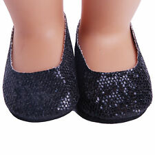 Best sweet girl Gift shoes  for 18inch American girl doll party n559