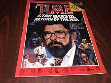Star Wars Return of the Jedi Original TIME Magazine Vintage 1983 George Lucas