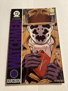 Mayfair DC Heroes Watchmen Sourcebook EX