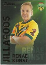 2018 NRL Traders World Cup Hero (WC 30) Renae KUNST