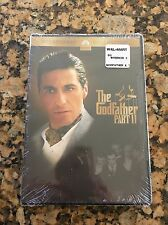 The Godfather Part Ii Dvd New In Package!