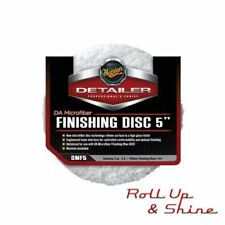 "Meguiars sistema de corrección de microfibra acabado disco 5"" 125 mm DMF5 DAS6 2 Pack"