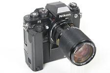 Nikon F3 Camera Manual SLR, Tamron 35-135mm lens