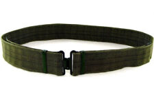 NEW GENUINE ARMY SURPLUS ADJUSTABLE BELT HEAVY DUTY STRONG WEBBING