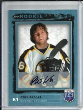 Phil Kessel 06/07 Upper Deck Be A Player Autograph