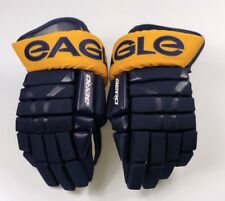 "Pro Stock Pro Return 14"" Eagle Aero Hockey Gloves Buffalo Sabres"
