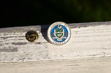 Township of Langley Inc 1873 Nihil Sine Cerere Plastic Pin Pinback